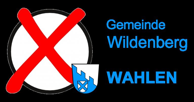 Wahlen in Wildenberg
