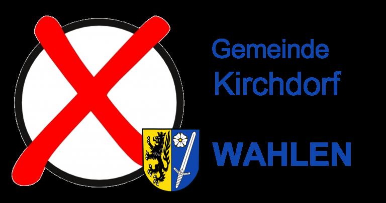 Wahlen in Kirchdorf